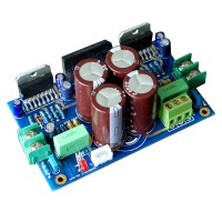TDA7293 Power Amplifier Board 100W+100W 2.0 DIY Kit Same Class As LM3886 Unassembled