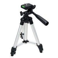 Aluminum Flexible Tripod Mount for Digital Camera Camcorder Travel Fishing Lamp Stand Holder