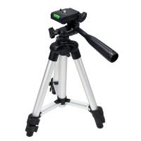 Aluminum Flexible Tripod Mount for Digital Camera Camcorder Travel Fishing Lamp Stand Holder