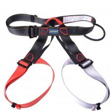 XINDA Outdoor Sports Rock Climbing Half Body Waist Support Safety Belt Harness Aerial Equipment