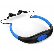 Waterproof MP3 Bluetooth Sport Music Headphone Headset Music Player 8G