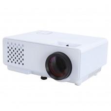 RD-804 2600 Lumens Projector HD Multimedia Player Home Theater Cinema AV HDMI USB VGA TV