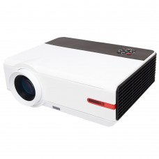 RD-806A HD 1080P LED Projector Home Theater 3D 1280x800 Beamer HDMI VGA TV AV Multimedia Player