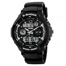 Skmei Men Sports Watch Digital Analog Alarm Military Watch Relogio Masculino Digital Watch
