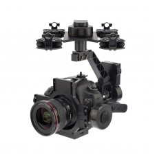 3 Axis Gimbal PTZ ALEX 32bit for Aerial Photography DSLR Camera GH3GH4 5D2 3