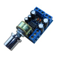 TDA2822M Mini 2.0 Channel Stereo DC Radio Power Amplifier Board for Audio DIY 5Pcs