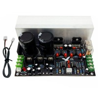 LM3886 Power Amplifier Board Dual Channel HIFI Audio AMP with Speaker Protector