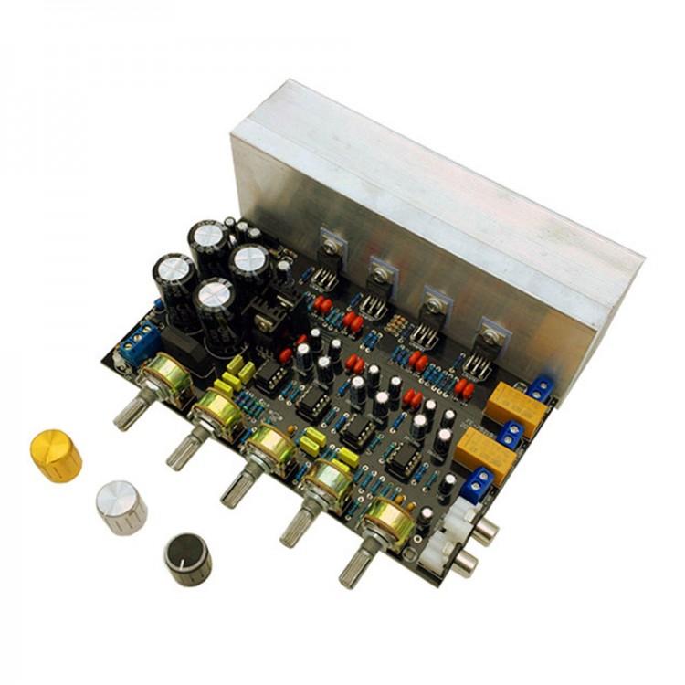 LM1875 HIFI 2 1Power Amplifier Board 3 Channels 25W+25W+50W
