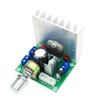 TDA7377 Power Amplifier Board 2.0 Daul Channel AC DC 12V 35W+35W Audio AMP