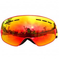 COPOZZ Kids Ski Goggles Double UV400 Anti-Fog Mask Glasses Skiing Snowboard Goggles GOG-243