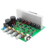 Audio 2.1 Power Amplifier Board 3 Channels 80W+80W+150W Subwoofer AMP for DIY