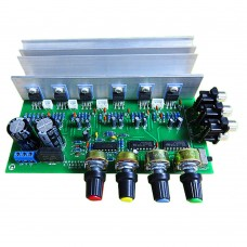 LM1875T HIFI 5.1 Channel Power Amplifier Board Subwoofer AMP for DIY