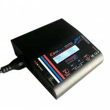C610 AC DC Pro RC Lithium Battery Balance Charger 120W 10A Discharger Impedance Test for Airplane