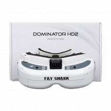 FatShark Dominator HD V2 3D FPV Goggle Headset Video Glasses DVR Recording