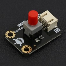 Self-Locking Switch Module 3.3-5V Arduino Sensor Key Board DIY DFrobot