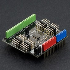 IIC to GPIO Module 5V Digital Port Expansion Board for Arduino DIY DFrobot