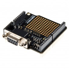 RS232 Shield TTL to RS232 Expansion Board for Arduino Controller DIY Dfrobot