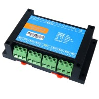 4 in 4 out 30A Network Relay Controller Net Switch TCP UDP Centralized Control