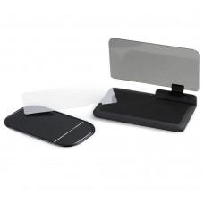H6 Universal Car Holder HUD Bracket Head Up Display Stand Mount Folding Holder for Smartphone