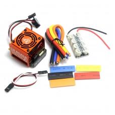 SKYRC Toro 8S 150A Brushless Sensor ESC Electronic Speed Controller for 1:8 RC Cars
