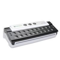 Food Fresh Keeper Household Food Saver Pastrami Vacuum Sealer for Kitchen Black TVS-2013