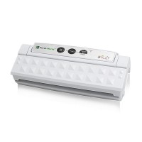 Fresh World Food Fresh Keeper Household Food Saver Pastrami Vacuum Sealer for Kitchen White TVS-2013H