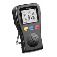LCD Formaldehyde Detector TVOC PM2.5 Indoor Air Quality Monitor Tester Gas Analyzer WP6100