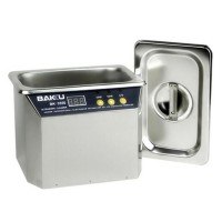 BK-3550 220V Stainless Steel Ultrasonic Cleaner Cleaning Machine for Jewellery Glasses Watch