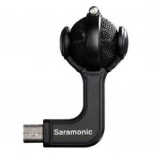 GoMic Stereo Microphonec Audio MIC for GoPro Hero 4 3+ Hero3 Camera