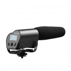 SARAMONIC Vmic Recorder Condenser Microphone LCD for DSLR Camera Camcorder