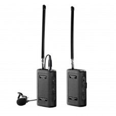 Saramonic SR-WM4C VHF Wireless Lavalier Microphone System for DSLR Camera
