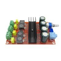 TPA3116D2 Dual Channel Digital Audio 2x100W Power Amplifier Board DC12-24V