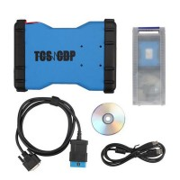 CDP Bluetooth TCS CDP Pro+ with 2014.R2 Keygen OSD Automobile Car Diagnostics