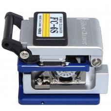 High Precision Fiber Cutter Optic Connector Optical Fiber Cleaver for FTTX FTTH FC-6S