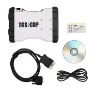 TCS CDP Bluetooth TCSCDP Pro+ Version 2014.R2 OBD2 Scanner Car Diagnostic Tool
