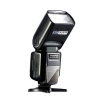 TR-988 Professional Speedlite TTL Camera Flash with High Speed Sync for Canon Nikon DSLR Camera