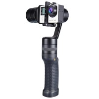 Wewow G3 3 Axis Brushles Handheld Gimbal Stabilizer with Remote Control Joystick for Gopro 3 3+ 4 Camera