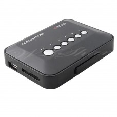 1080P HD Media Player MKV HDMI HD Output 1920x1080P Support HDD SD Card K3