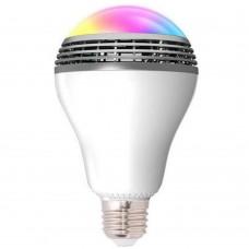 JOYFLY LED Bulb Light Wireless Audio Bluetooth Smart Colorful Lamp Phone APP Remote Control
