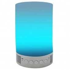 Smart Light Audio Colorful LED Wireless Bluetooth 4.0 Speaker Phone APP Control