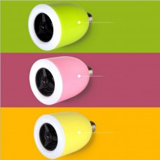 JOYFLY Smart LED Bulb Bluetooth 4.0 Speaker Wireless RGBW Colorful Music Playing Light Lamp