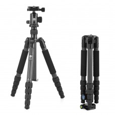 Sirui Handheld Camera Carbon Tripod+Ball Head Gimbal Kit for DSLR Camera Photography T-1205X+G10KX