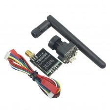 5.8G 40CH 600mW FPV Transmitter Audio Video AV Tx for Quadcopter RC Drone