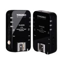 YN-622N i-TTL Wireless Flash Controller Trigger Transceiver for DSLR Camera Nikon