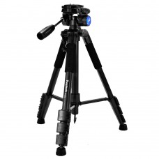 Funphoto FP360 Aluminum Tripod with Gimbal Kit for DSLR Camera Photography