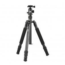 SIRUI Tripod with Ball Head Gimbal Combo for DSLR Camera Photography T2204X+G20KX