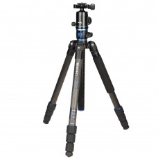 Benro Portable Carbon Tripod with Ball Head Gimbal Combo for DSLR Camera Photography GC268TV2