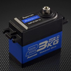Power HD WP-23kG Waterproof Digital Servo 23kG for RC Crawler Car Airplanes
