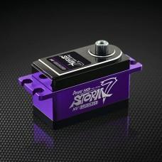 POWER HD STORM-7HV Drift Car Electric Car Short Metal Brushless Servo Compatible w/ FUTABA