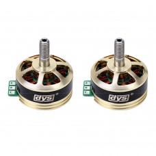 DYS SE2205 2300KV 3-5S CW&CCW Brushless Motor for FPV RC Drone Quadcopter 1 Pair
